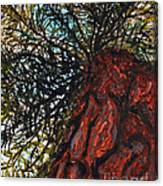 The Great Hemlock Canvas Print