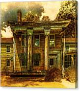 The Greek Revival That Needs Revival Canvas Print