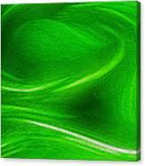 The Green Factor Canvas Print