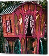 The Gypsy Caravan  Canvas Print