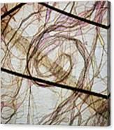 The Hair Net Canvas Print