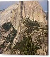 The Half Dome Canvas Print