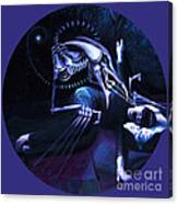 The Hallucinator Canvas Print