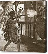The Hauhaus Shot Or Bayoneted Them - Canvas Print