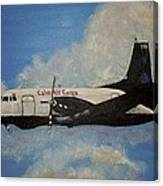 The Hawker Canvas Print
