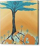 The Healing Tree Canvas Print