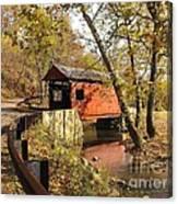 The Henry Bridge 1 Canvas Print