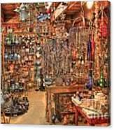 The Highway 441 Roadside Gift Shop Canvas Print