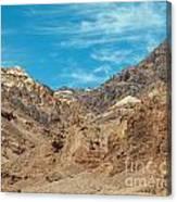 The Hills Canvas Print