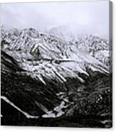 The Himalaya Canvas Print
