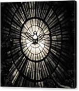 The Holy Spirit As A Dove Canvas Print