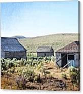 The Homestead Canvas Print