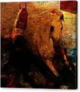 The Horses Of Mars Canvas Print