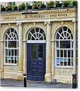 The Huntsman Pub In Bath 8456 Canvas Print