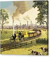 The Industrial Revolution Canvas Print