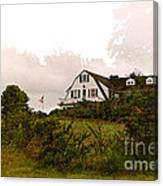 The Inn Canvas Print