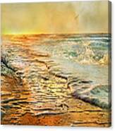 The Inspirational Sunrise Canvas Print