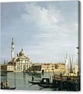 The Island Of San Giorgio Maggiore Canvas Print