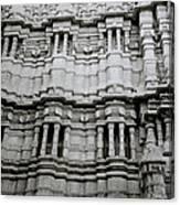 The Jain Temple Canvas Print