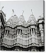 The Jain Towers Canvas Print