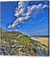 The Jersey Shore Canvas Print