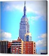 The Jewel Of New York Canvas Print