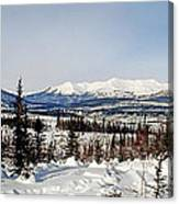 The John River Valley Canvas Print