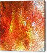 The Journey - Abstract Art By Sharon Cummings Canvas Print