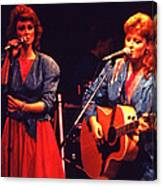 The Judds Canvas Print