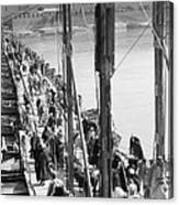 The Katah Bridge Canvas Print