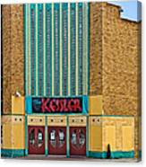 The Kessler Movie Theater Canvas Print