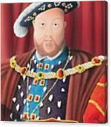 The Kings Head Canvas Print