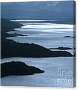 The Kyles Of Bute Canvas Print