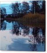 The Lake 2 Canvas Print