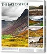 The Lake District Autumn 2 Canvas Print