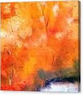 The Lark Canvas Print