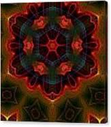 The Last Flower II Canvas Print