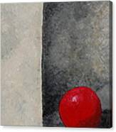 The Last Red Balloon Canvas Print