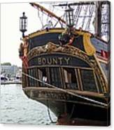 The Late Great Bounty Canvas Print