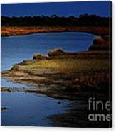 The Lay Of The Land Canvas Print