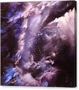 The Lazuras Nebula Canvas Print