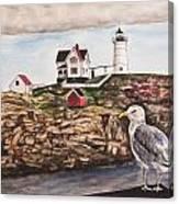 The light House Canvas Print