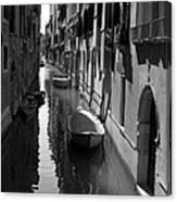The Light - Venice Canvas Print