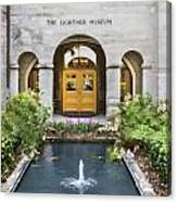 The Lightner Museum Canvas Print