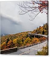 The Linn Cove Viaduct Canvas Print