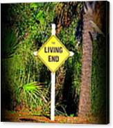 The Living End Canvas Print