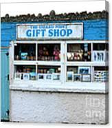 The Lizard Point Gift Shop  Canvas Print