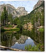 The Loch - Rocky Mountain National Park Canvas Print
