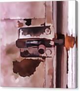 The Lock II Canvas Print