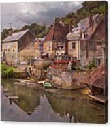 The Loir River Canvas Print